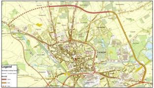 Glabbeek steunt oproep VOKA voor aanleg Noordelijke Ring rond Tienen