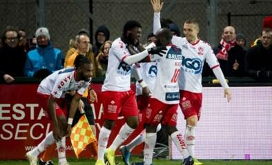 Club Brugge komt op veld van streekgenoot KV Kortrijk niet verder dan gelijkspel