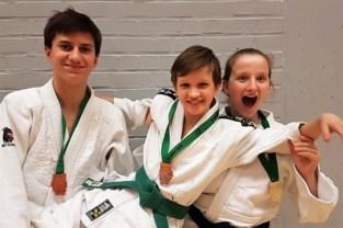 Drie medailles voor Hokkaido op provinciale kampioenschappen