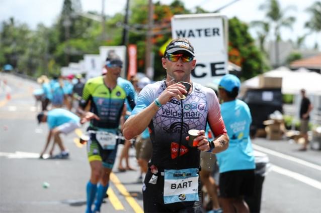 Bart Aernouts start seizoen veelbelovend met vierde plaats op Ironman 70.3 van Zuid-Afrika