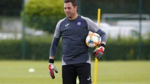 Anderlecht-doelman Frank Boeckx beslist dinsdag over einde carrière