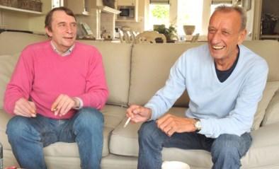 Anderlecht-watcher Jürgen Geril ging  twee keer thuis op bezoek bij Robbie Rensenbrink: samen op de sofa met een wereldvoetballer