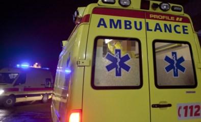 Zwaar ongeval in Waregem: fietser verleent geen voorrang en rijdt zonder licht, aanrijder heeft gedronken