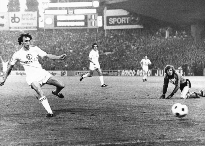Anderlecht-icoon Rob Rensenbrink op 72-jarige leeftijd overleden