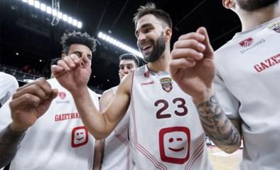 Tweede opeenvolgende finale Beker van België voor Telenet Giants Antwerp