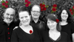 Op rozen: een bloem-lezing, gezongen en gespeeld met muziek