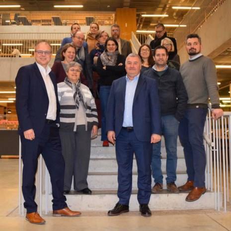 Beste bibliotheek van Vlaanderen inspireert nieuwe Leeuwse bib
