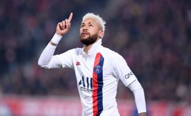 Paris Saint-Germain heeft geen moeite met Rijsel, Neymar scoort tweemaal