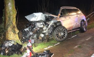 Autobestuurder raakt gekneld na zwaar ongeval in Diksmuide
