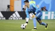 Antwerp toont interesse in Iraanse doelman Alireza Beiranvand, die niet naar Genk trekt
