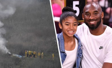 Legendarische basketbalspeler Kobe Bryant (41) sterft in helikoptercrash, ook dochter overleden