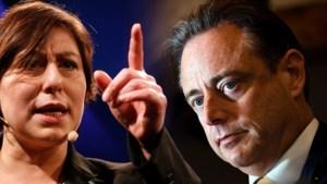 """Groen-voorzitster Meyrem Almaci: """"De Wever nog eens een rondje laten lopen is tijdverlies"""""""