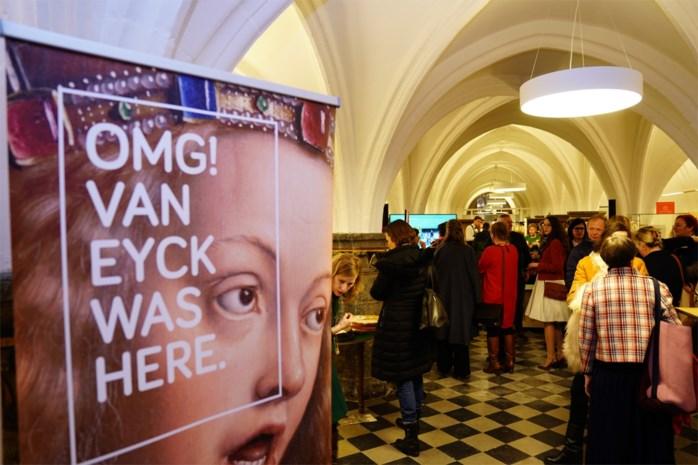 Shoppen bij Van Eyck: nieuwe winkel brengt 70 Gentse makers samen