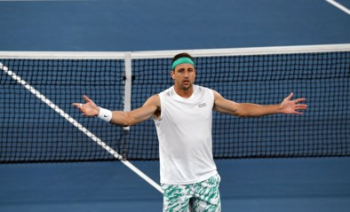 Houdt Tennys Sandgren Roger Federer van vijftiende halve finale op Australian Open?