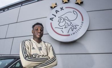 Ajax verhuurt Hassane Bandé (ex-KV Mechelen) voor anderhalf seizoen aan het Zwitserse Thün