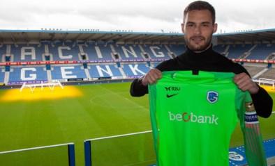Officieel: KRC Genk huurt Anderlecht-doelman Didillon tot het einde van het seizoen