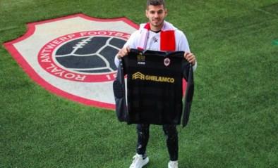 Kroatische doelman Matijas tekent voor 3,5 jaar bij Antwerp