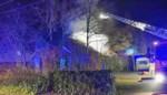 Huis verwoest na uitslaande woningbrand