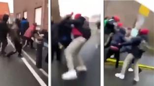 """Politie niet opgezet met geplande 'tegenbetoging' na incidenten met vechtende jongeren: """"Neem het heft niet in eigen handen"""""""
