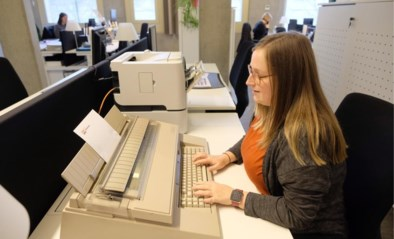 """Willebroek na de cyberaanval: """"Gelukkig zijn er nog typemachines en typex"""""""