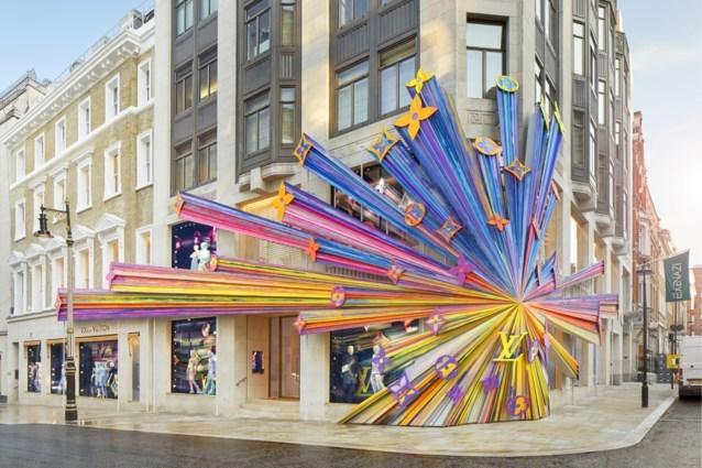 Louis Vuitton opent eigen restaurant