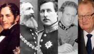 Ook deze Belgische koningen hadden een buitenechtelijk kind