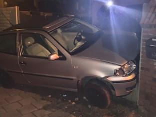 Zeventienjarige crasht na politieachtervolging