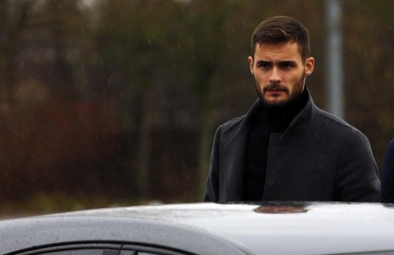 Anderlecht-doelman Thomas Didillon aangekomen in Genk voor onderhandelingen