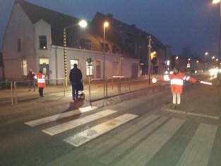 VBS Zulte zorgt voor veilige oversteek Staatsbaan
