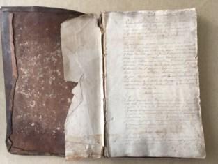 Voorloper van Dunsa in het jaar 1819?