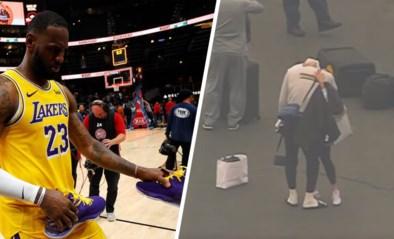 De emotionele rollercoaster van LeBron James: van historische mijlpaal en lof voor Kobe Bryant tot tranen na vlucht