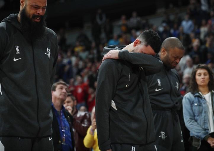 Van Michael Jordan en Magic Johnson tot Lukaku en Clijsters: celebs reageren geschokt op dood van legendarische basketbalspeler Kobe Bryant