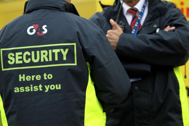 Alerte bewakingsagenten voorkomen grotere industriebrand