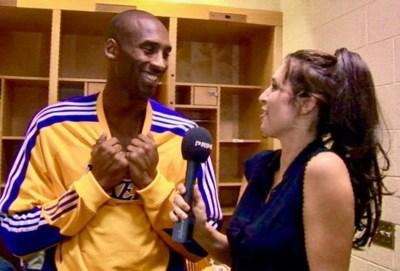 """Vlaamse reporter kreeg alles gedaan van Bryant: """"Kom, ik neem je mee naar de kleedkamer, zei hij"""""""