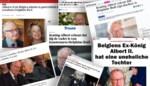 """Bekentenis koning Albert haalt ook buitenlandse kranten: """"Geen spoor van spijt"""