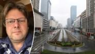 """Vlaming Johan (51) zit vast in door coronavirus getroffen Wuhan: """"Kunnen ons vliegticket pas na 29 februari omboeken"""""""