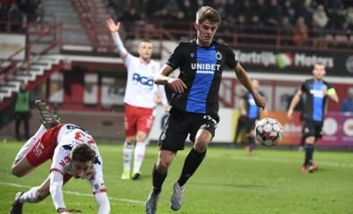 """Club laat punten liggen in Kortrijk, maar Clement ziet met de Ketelaere het lichtpunt: """"Een heel jonge speler én een extra kandidaat-titularis """""""