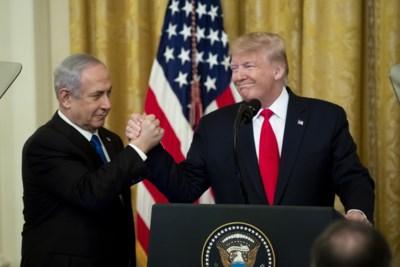 Trump en Netanyahu stellen 'deal van de eeuw' voor, maar Palestijnen niet te spreken over 'oplossing' voor conflict met Israël