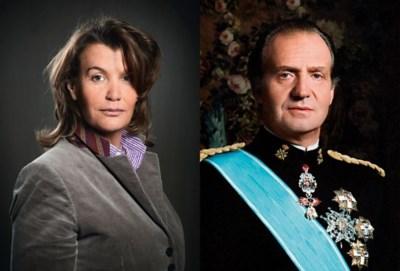 """De Vlaamse die blijft beweren dat Spaanse koning haar vader is: """"Delphine geeft me moed om strijd aan te gaan"""""""