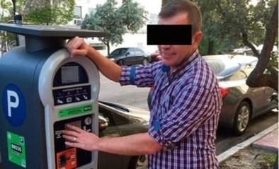 Directeur parkeerbedrijf stal voor 1.900 kilogram aan munten uit parkeermeters