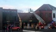 Brandweer moet schouwbrand blussen in populair café