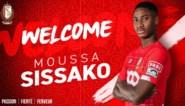 Standard bevestigt komst van Moussa Sissako, die gehuurd wordt van PSG