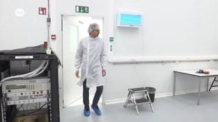 VIDEO. QinetiQ bouwt satelliet in Kruibeke om ozonlaag te monitoren