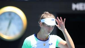 "Elise Mertens uitgeschakeld op Australian Open: Simona Halep is maatje te groot: ""Toch put ik moed uit dit toernooi"""
