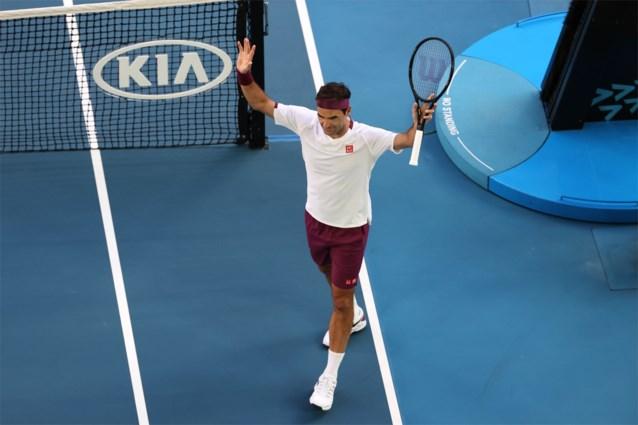 Mirakel: Federer overleeft zeven (!) matchballen en plaatst zich voor halve finales Australian Open