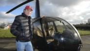 Thibaut (17) heeft nog geen rijbewijs, maar vliegt wel al met... helikopters