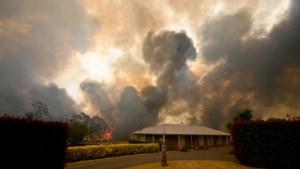 Noodwaarschuwing voor bosbrand nabij Australische hoofdstad Canberra