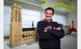 """Eddy Merckx bouwt kathedraal na in Lego: """"Ik ben het aan mijn naam verplicht om een topprestatie te leveren"""""""