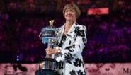 """De """"gekke tante"""" van het tennis: controverse op Australian Open door huldiging homofobe recordhoudster Margaret Court"""