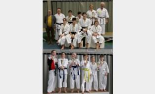 Lochristinaren kapen medailles weg op provinciaal kampioenschap karate